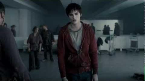 Warm Bodies R And Julie Fanfiction