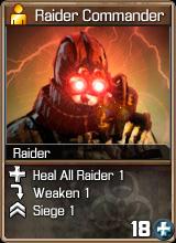 TRaider Commander HD3