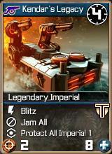 TKendar's Legacy