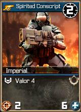 TSpirited Conscript