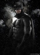 Dawn of Justice Batman