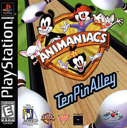 Animaniacs game for PS1
