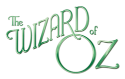The Wizard of Oz transparent logo