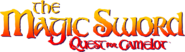 MAGIC SWORD QUEST FOR CAMELOT LOGO