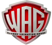 Warner animation group logo