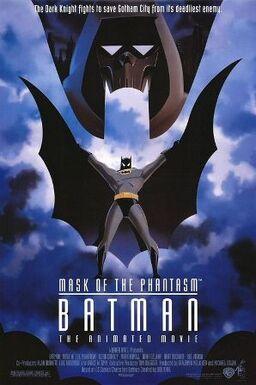 Batman mask of the phantasm poster