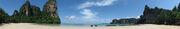 Railay Beach Panorama