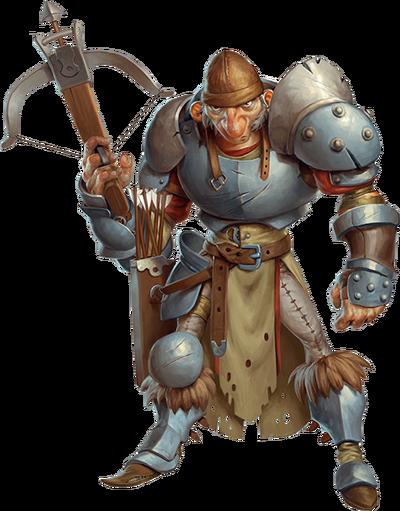 War of Mercenaries Destroyer Knight Final
