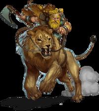 War of Mercenaries Iron Hand Tribe Final
