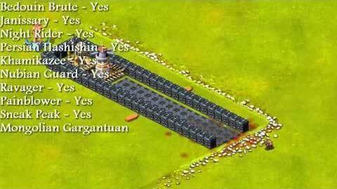War of Mercenaries Tips & Tricks Group - Buried Spikes