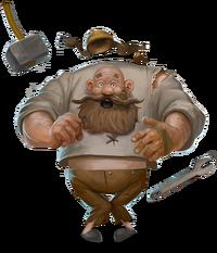 War of Mercenaries Builder-SCARED
