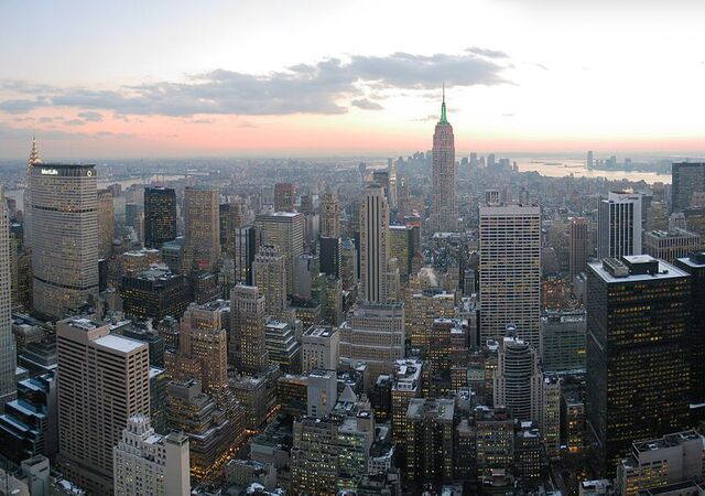 File:800px-NYC wideangle south from Top of the Rock.jpg