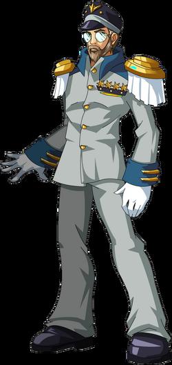 Admiral William Amada