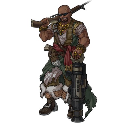 Duke Musketeer 0