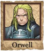 Orwell Spearman Poster