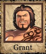 Grant Brute Poster