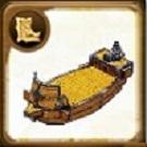 Armored Giant Shield Ship Blueprint
