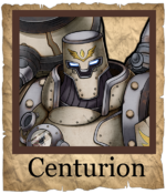 Centurion Brute Poster