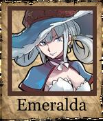 Emeralda Archer Poster