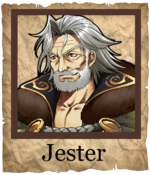Jester Support Poster