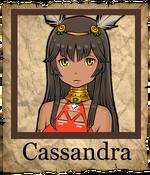 Cassandra Healer Poster