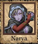 Narya Corsair Poster