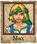 Max Cannoneer Poster