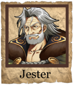 Jester Spearman Poster