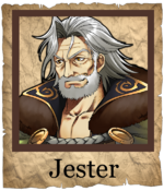 Jester Mage Poster