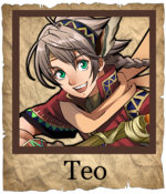 Teo Mage Poster