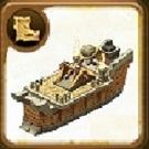 Long Catapult Ship Blueprint