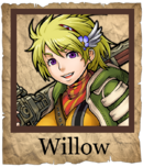 Willow Musketeer Poster