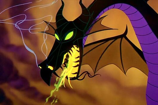 Dragonfire.dragon