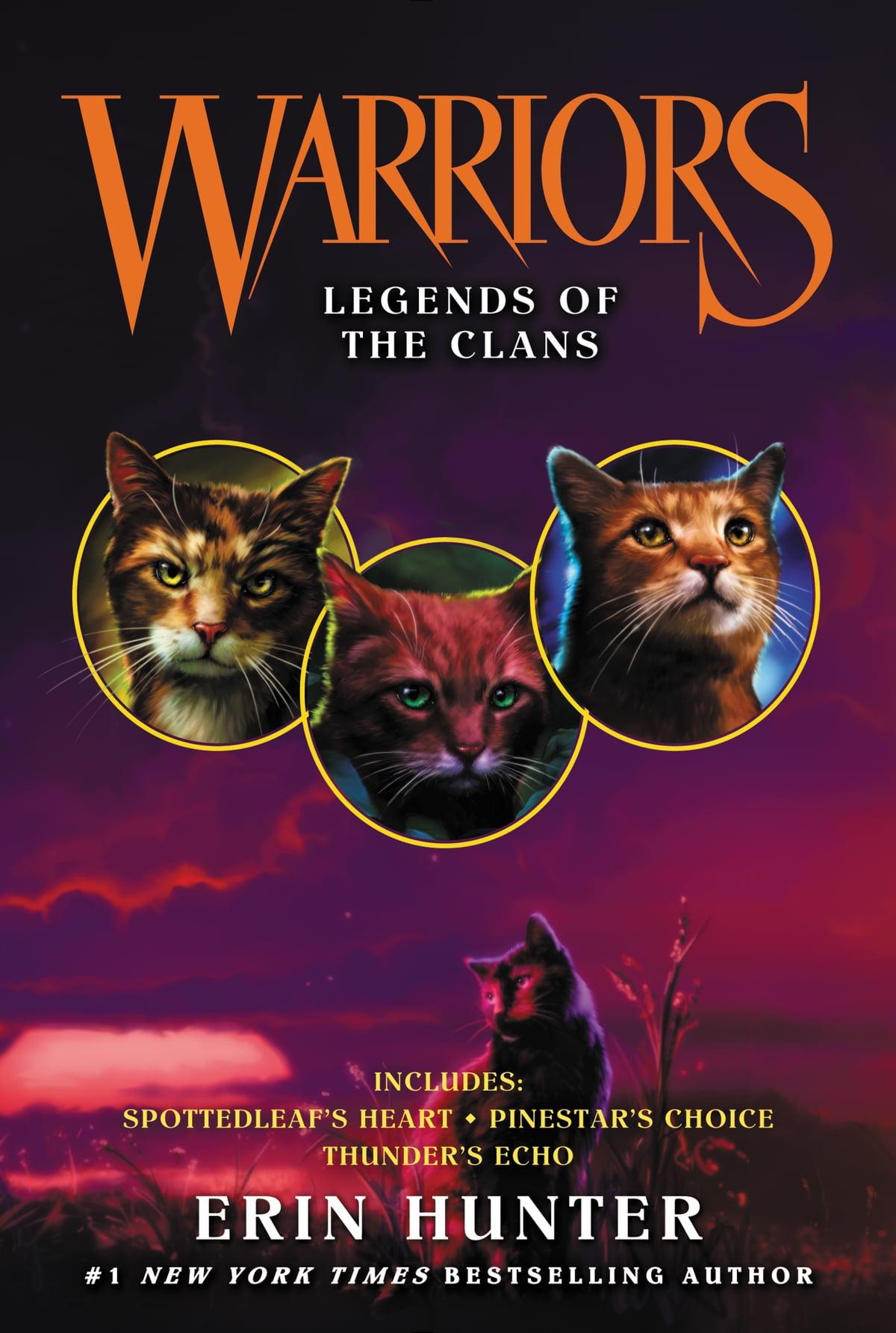 Warriors Cats Long Shadows