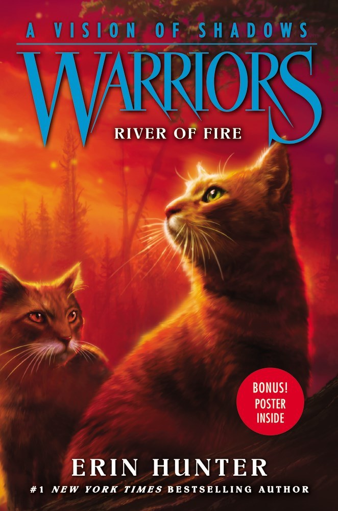 How Many Series In The Erin Hunter Warrior Cats