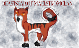 Beaststar of MaelstromClan