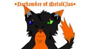 Darkember of MetalClan