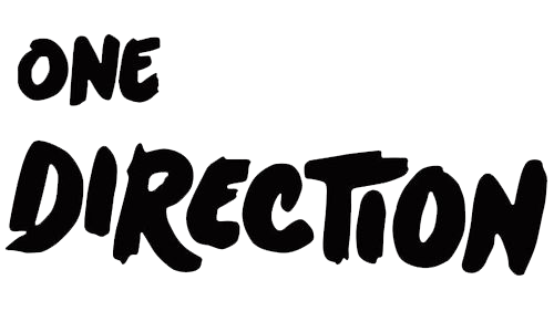 File:One direction logo png by kozzmiqo-d4ptetn.png