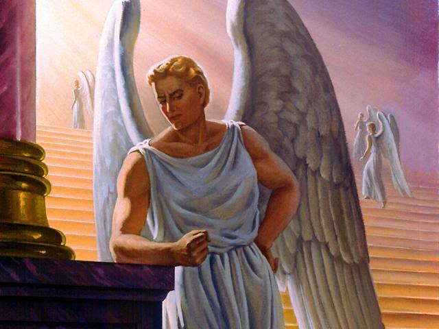 origin of evil, angel of light, lucifer