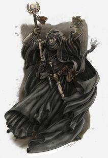 Grey Wizard by innerabove