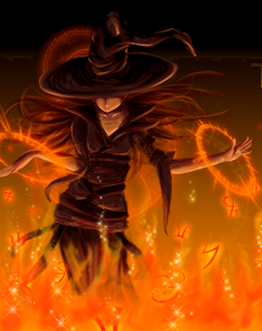 Ember Witch