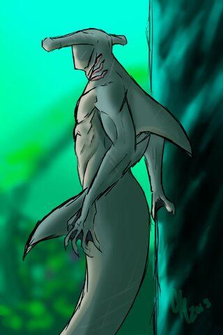 File:Shark merman by skulleton-d5u2b4q-1-.jpg