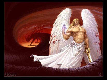 White Wing Warrior