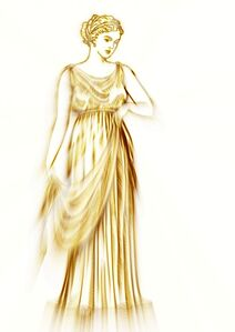 Celedon golden songstress by shadowulf1-d3f1vjo-1-
