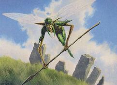 Green Sprite Fairy Pixie Spriggan-1-
