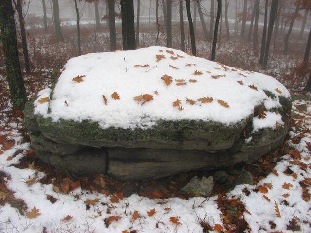 File:Snowy Rock.jpg