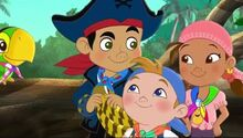Jake&crew-Captain Jake's Pirate Power Crew!01