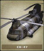 Vehicles CH47 Chinnok