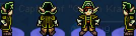 Char captain of the emerald piranha