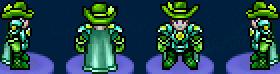 Char Exterminators green hat